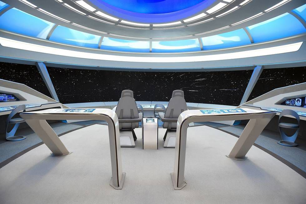 Photos A Look At The Orville Coffee Break