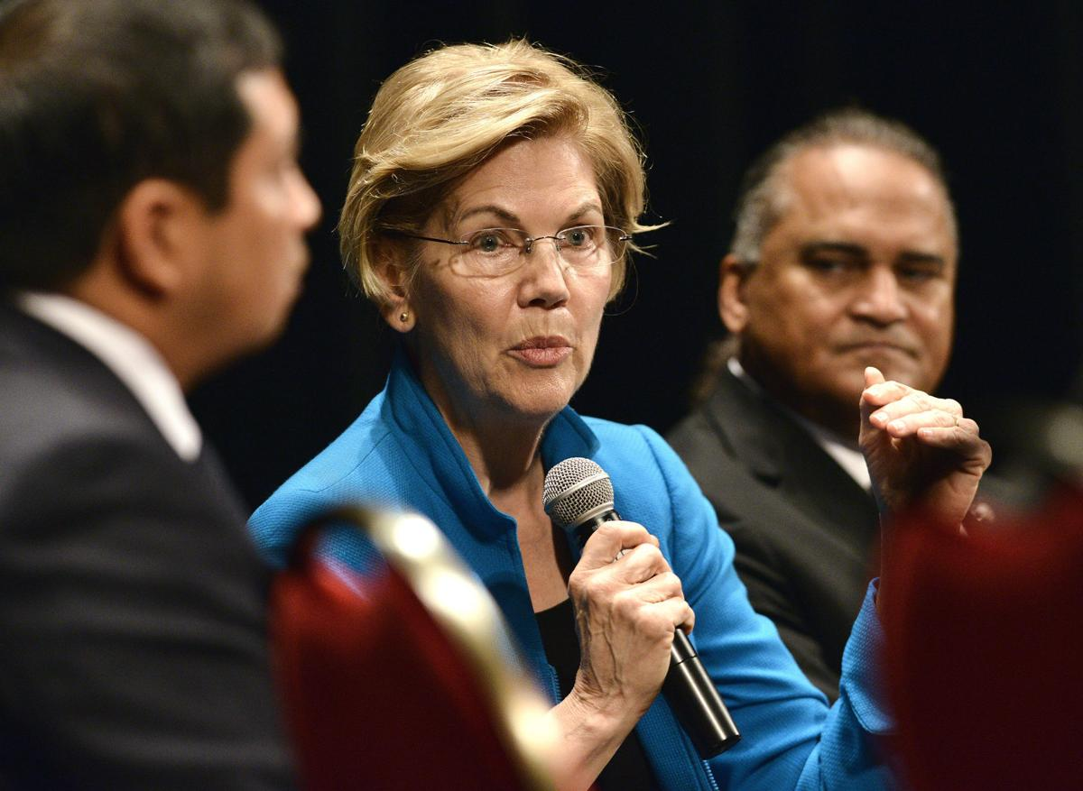 WARREN: Frank LaMere Native American Presidential Candidate Forum