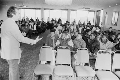 MLK Day speaker, 1994