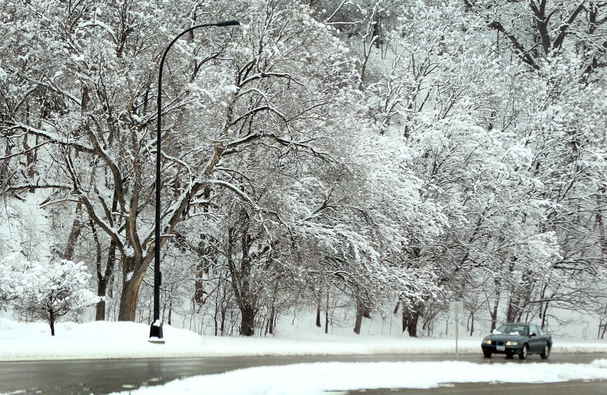 stock weather snow 010816