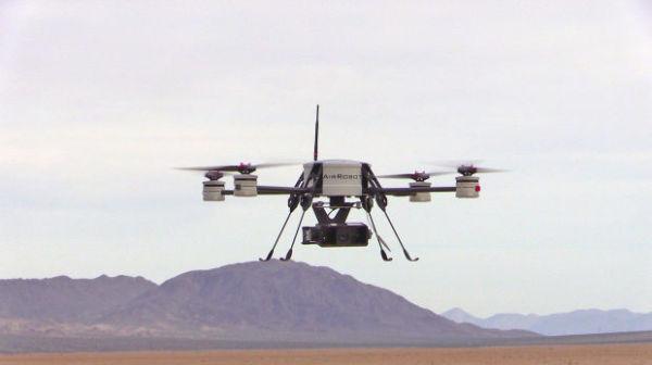 BNSF drone