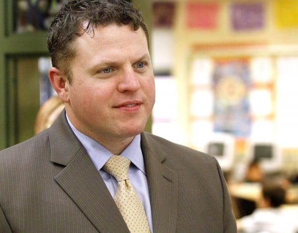 Iowa Department of Education Director Jason Glass