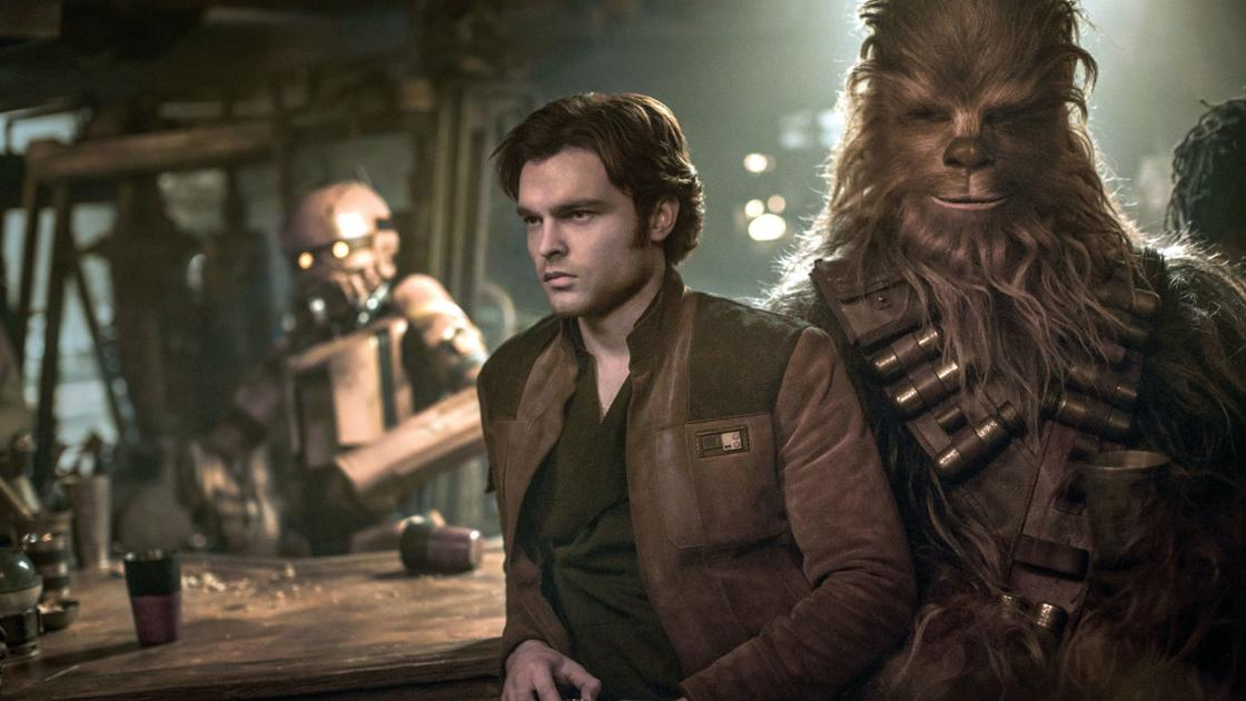 DVD REVIEW: 'Solo' entertains but it's not a new direction for 'Star Wars'
