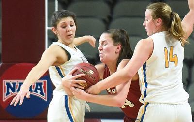 Basketball Briar Cliff vs. Hastings