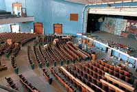 What about the Castle's 'Dudgeon' auditorium?