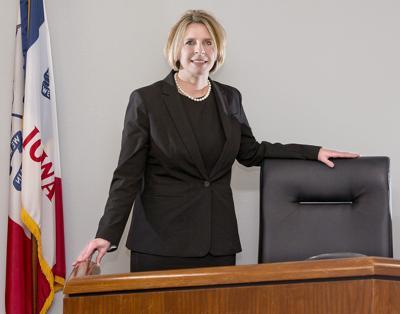 District Court Judge Julie Schumacher