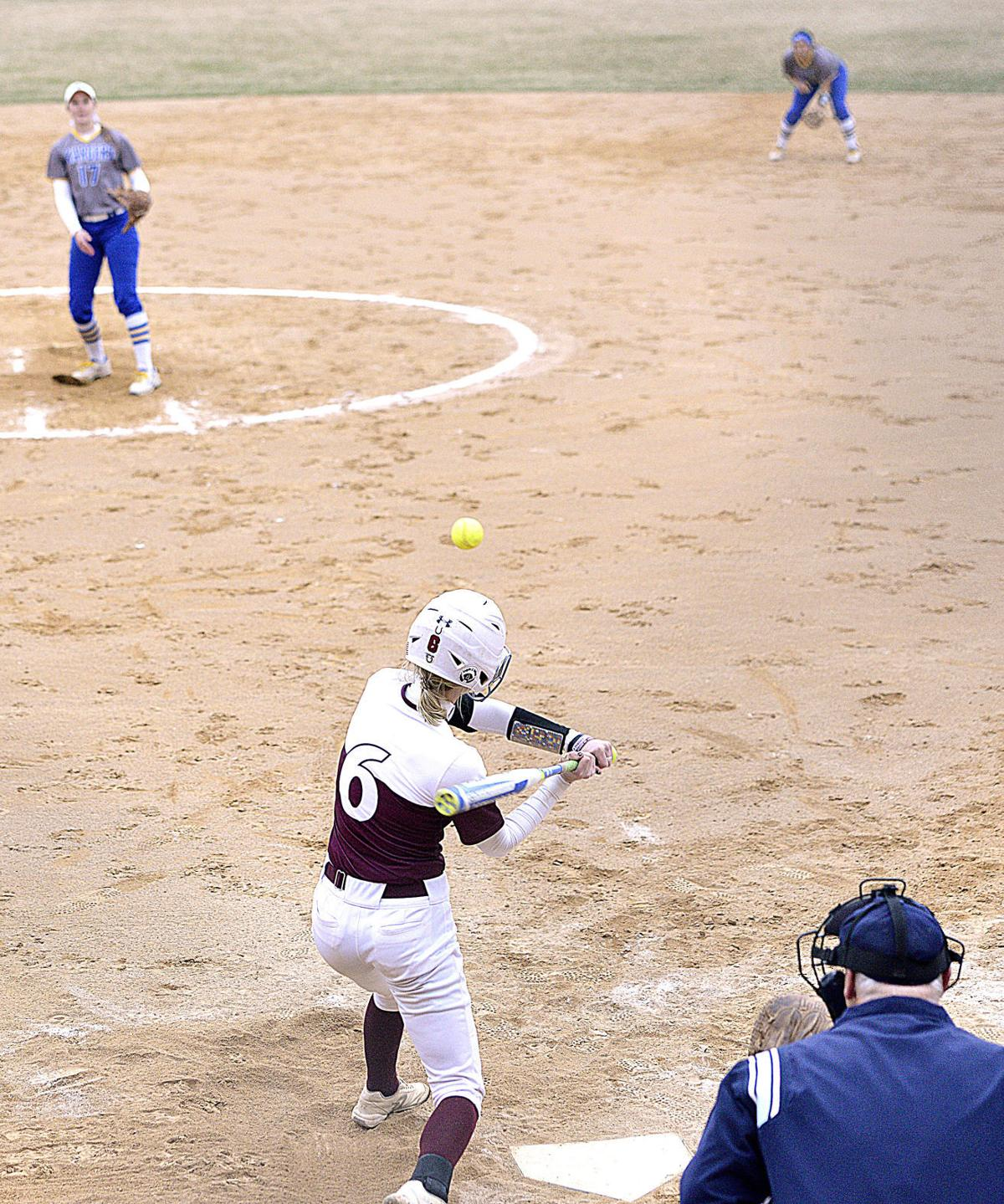 Morningside vs Briar Cliff softball