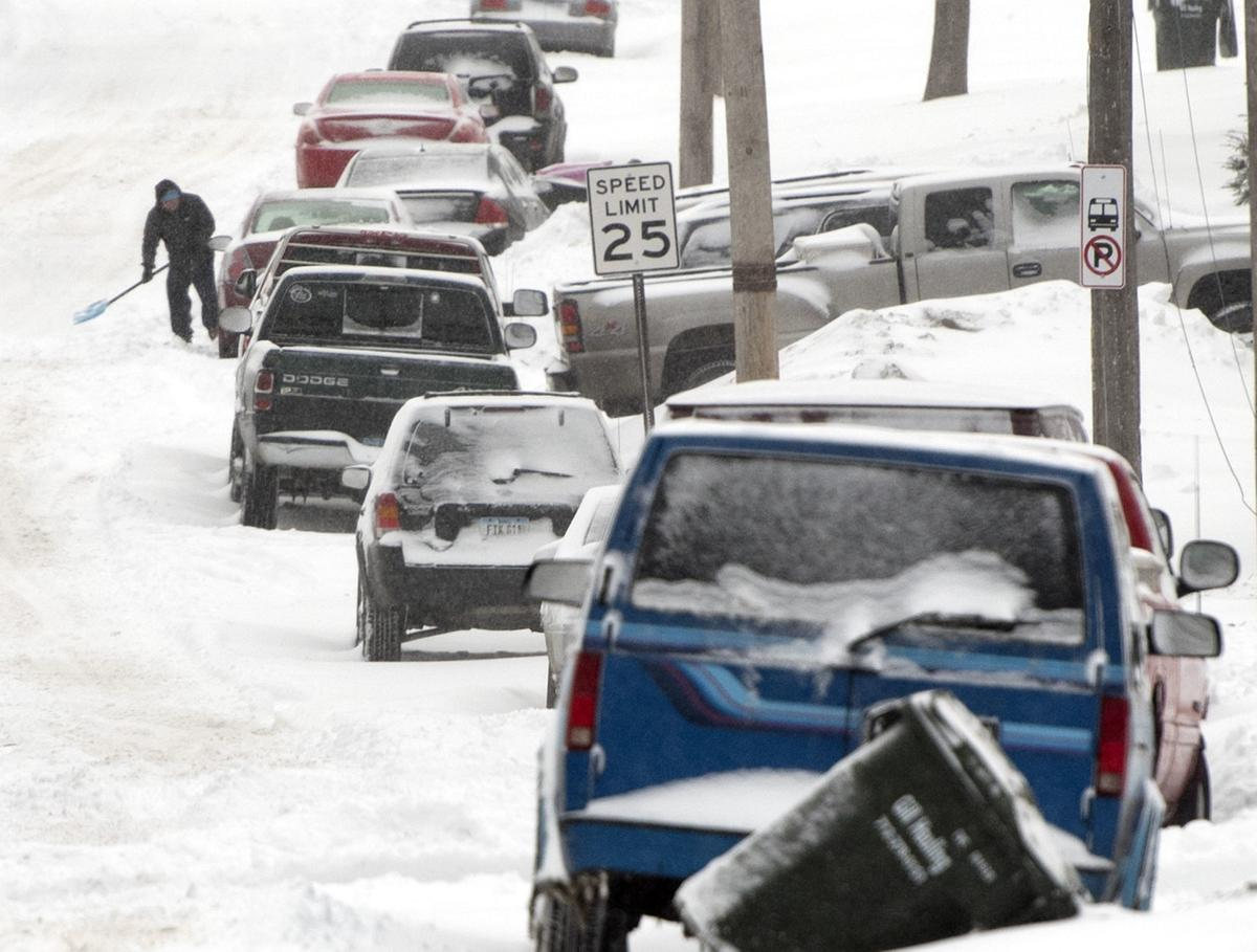 3 4 Inches Snow In Sioux City So Far Winter Weather Advisory In Effect Until 6 Local News Siouxcityjournal Com