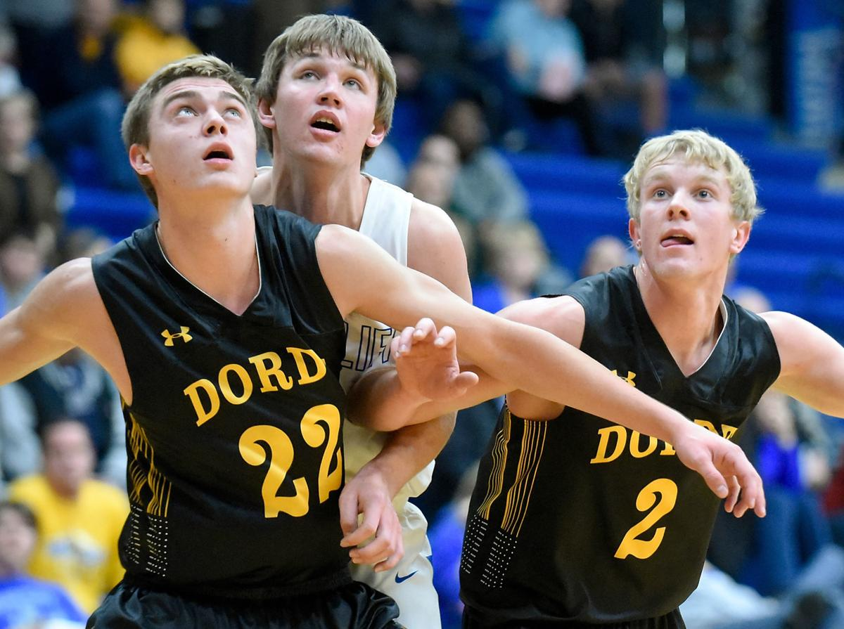 Basketball Dordt at Briar Cliff