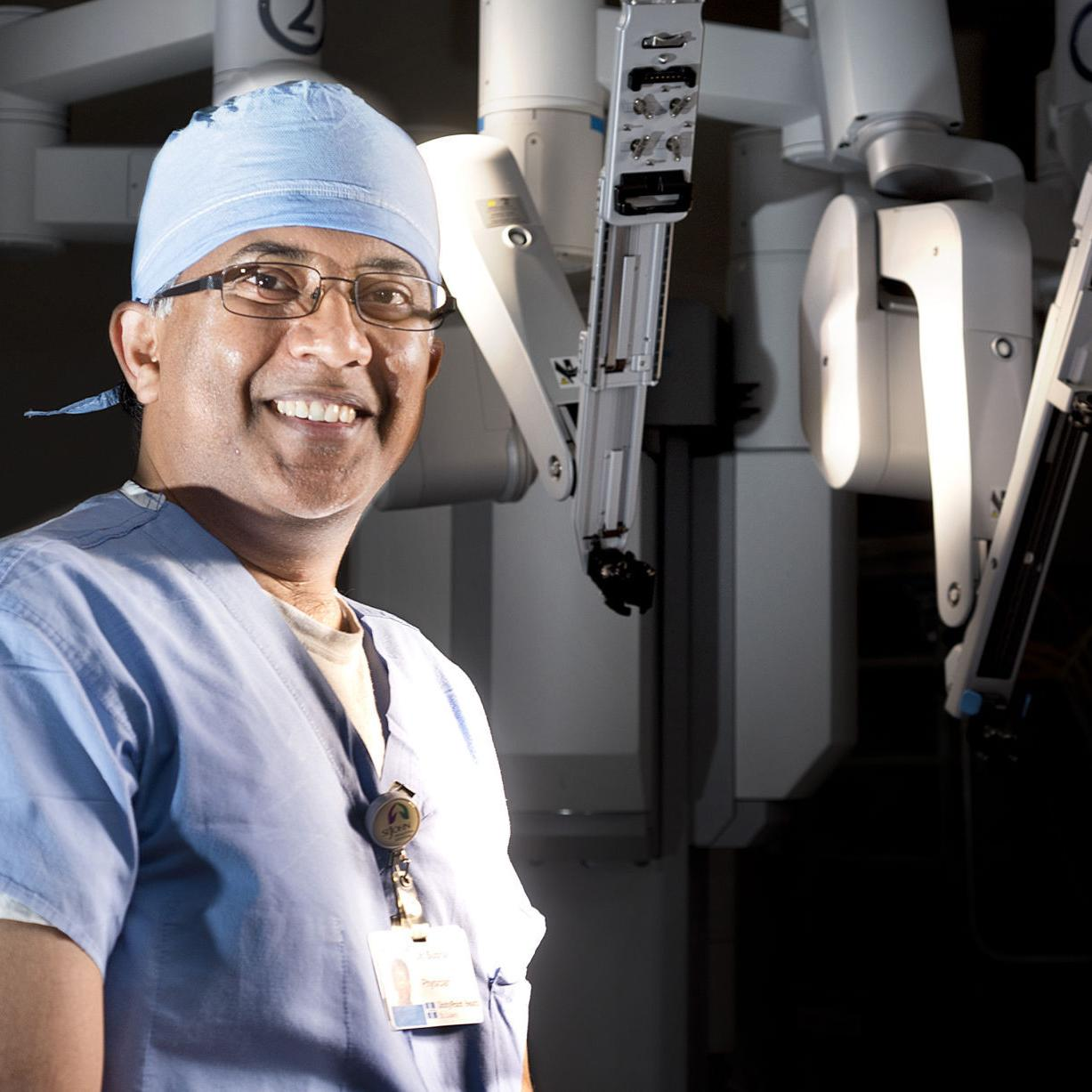 Robotic Surgery Benefits Colorectal Cancer Patients Surgeons Health Medicine And Fitness Siouxcityjournal Com