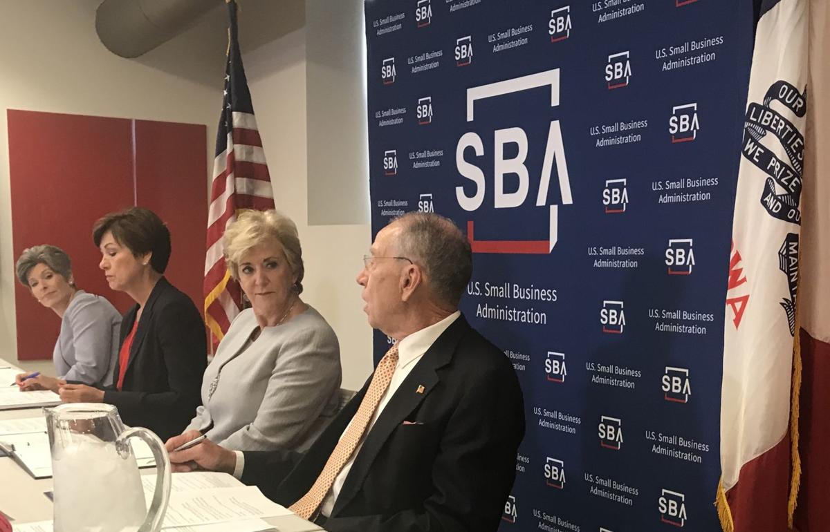 Iowa small business roundtable