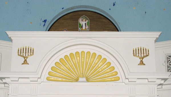 From Jewish synagogue to Christian Church
