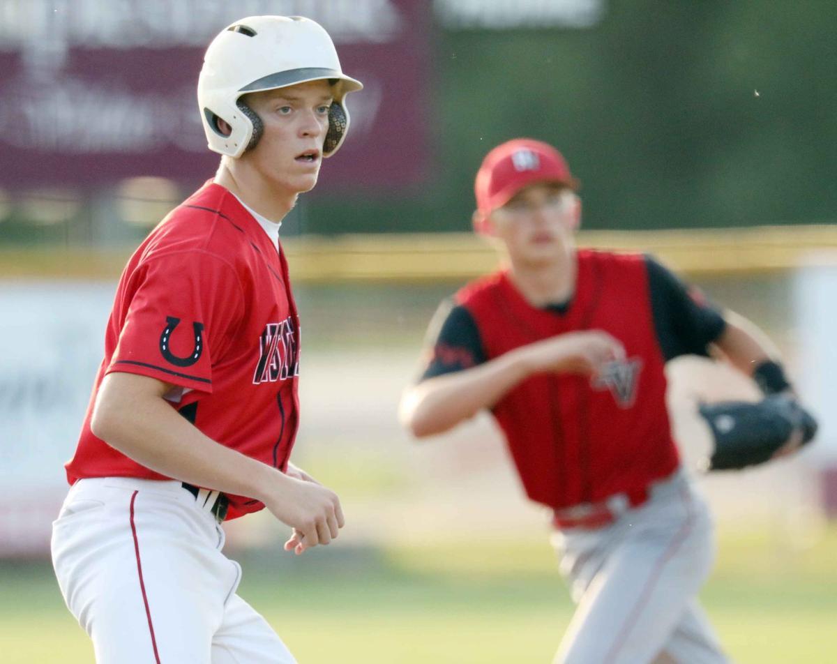 Akron-Westfield vs River Valley baseball