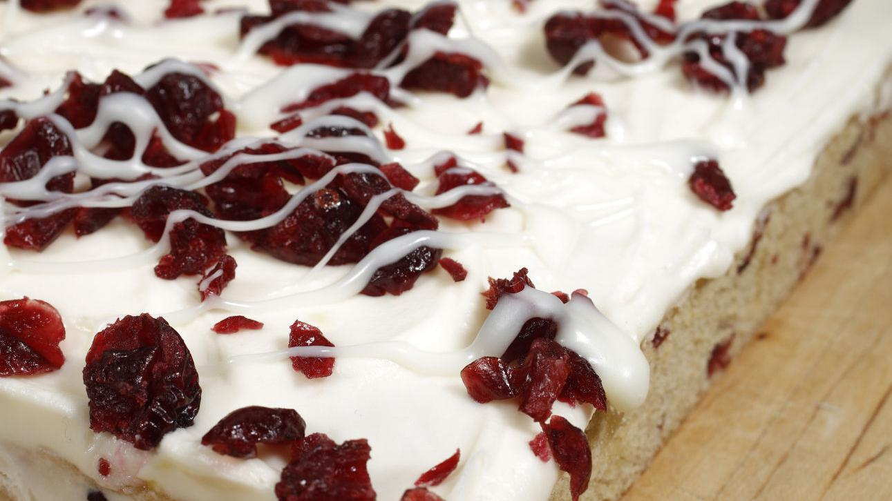 Love the Starbucks Cranberry Bliss Bar? Here's how to re-create your own Bliss