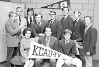 Sioux City's first television station, KCAU, marks 50 years on the air