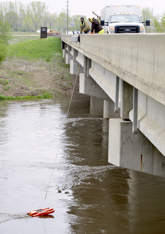 Big Sioux River measuerments