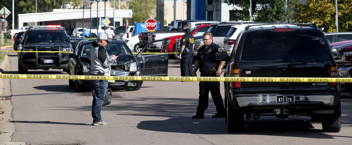 Sioux City shooting