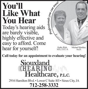 Today's hearing aids are different!