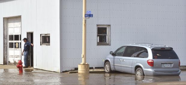 Photos Big Sioux River Flooding