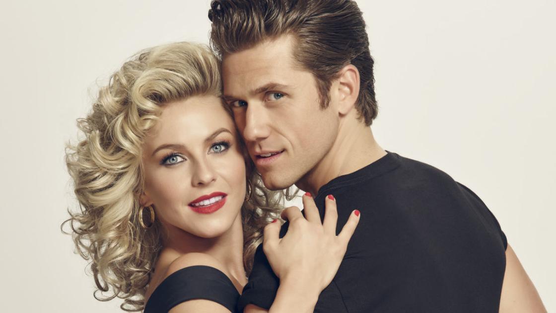 Juliane Hough e Aaron Tveit no remake de Grease