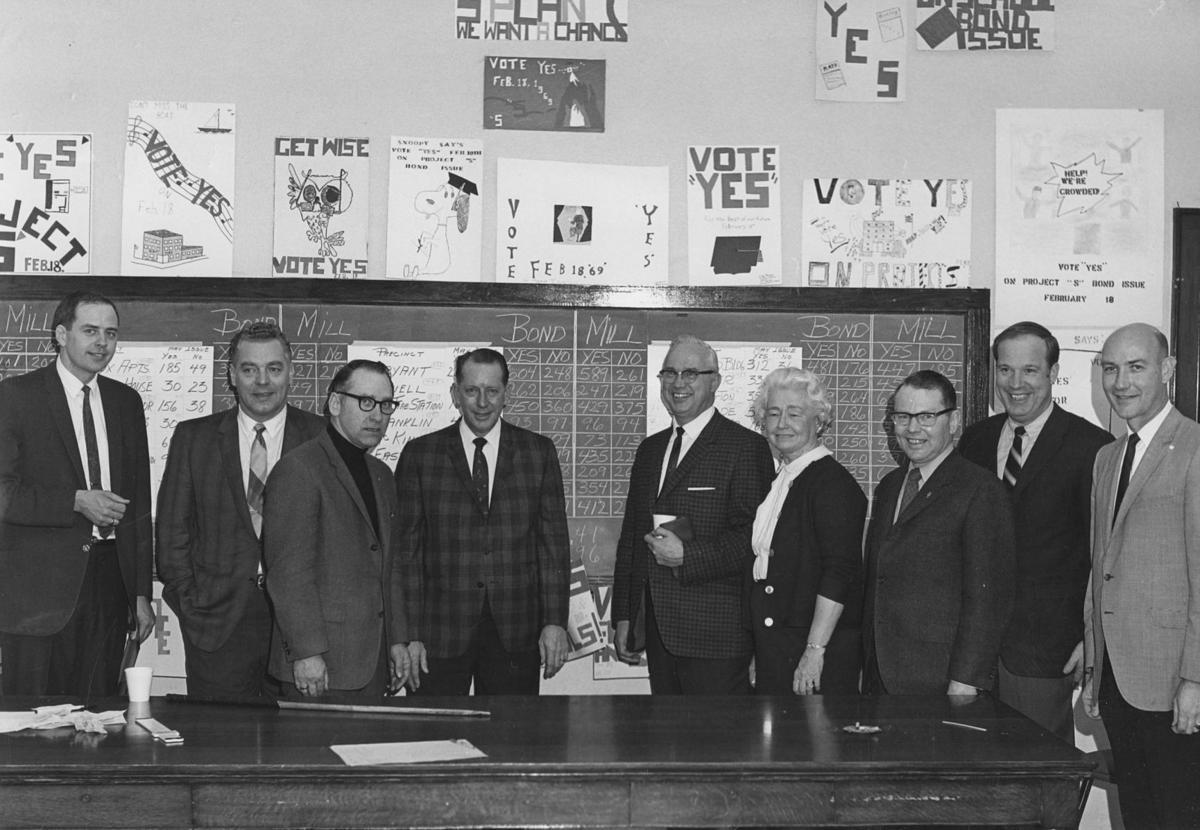 1969 Sioux City school board