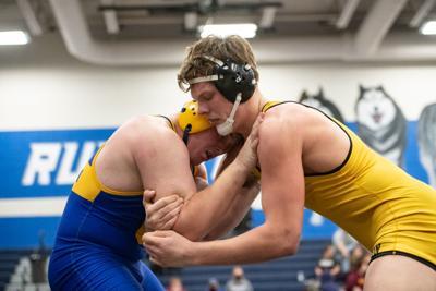 Elk Point-Jefferson wrestling invitational