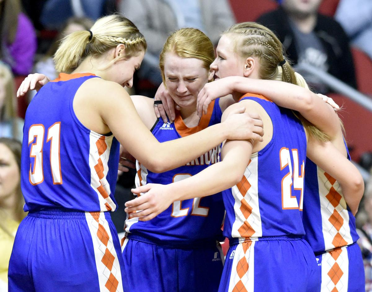 Sioux Center vs Crestwood state basketball