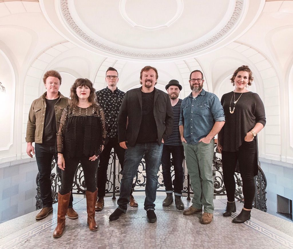 Casting Crowns: Casting Crowns' Mark Hall Says Chaotic World Can Be