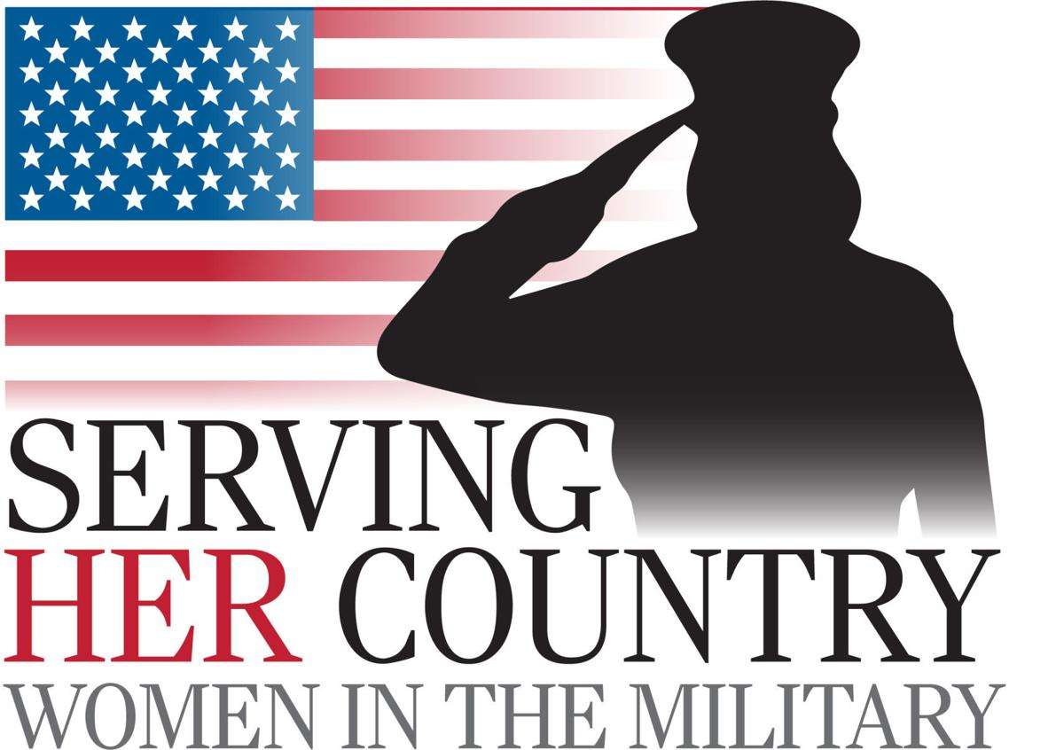 Serving Her Country: Women in the Military