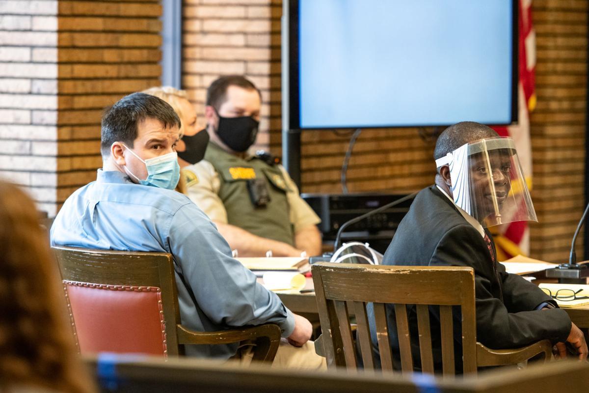 Jordan Henry Trial