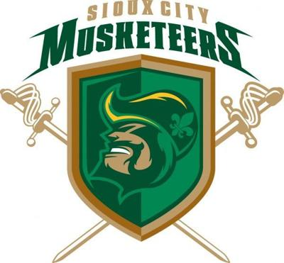 Sioux City Musketeers logo