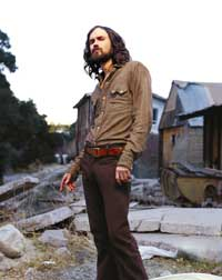 """Actor studies Manson to get at the heart of """"Helter Skelter'"""