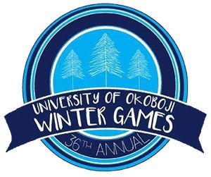 Okoboji Winter Games Logo 2016