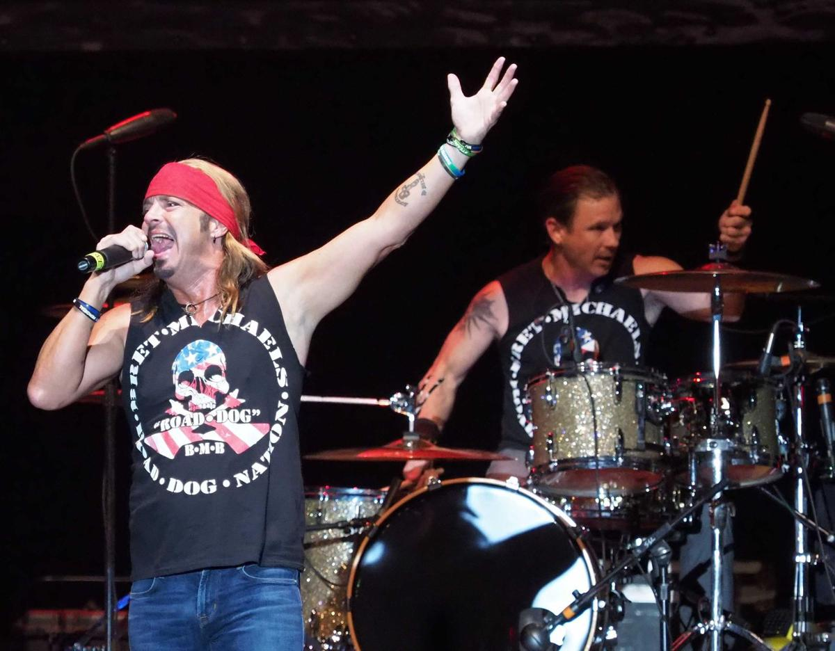 Bret Michaels concert (Siouxland's Choice)