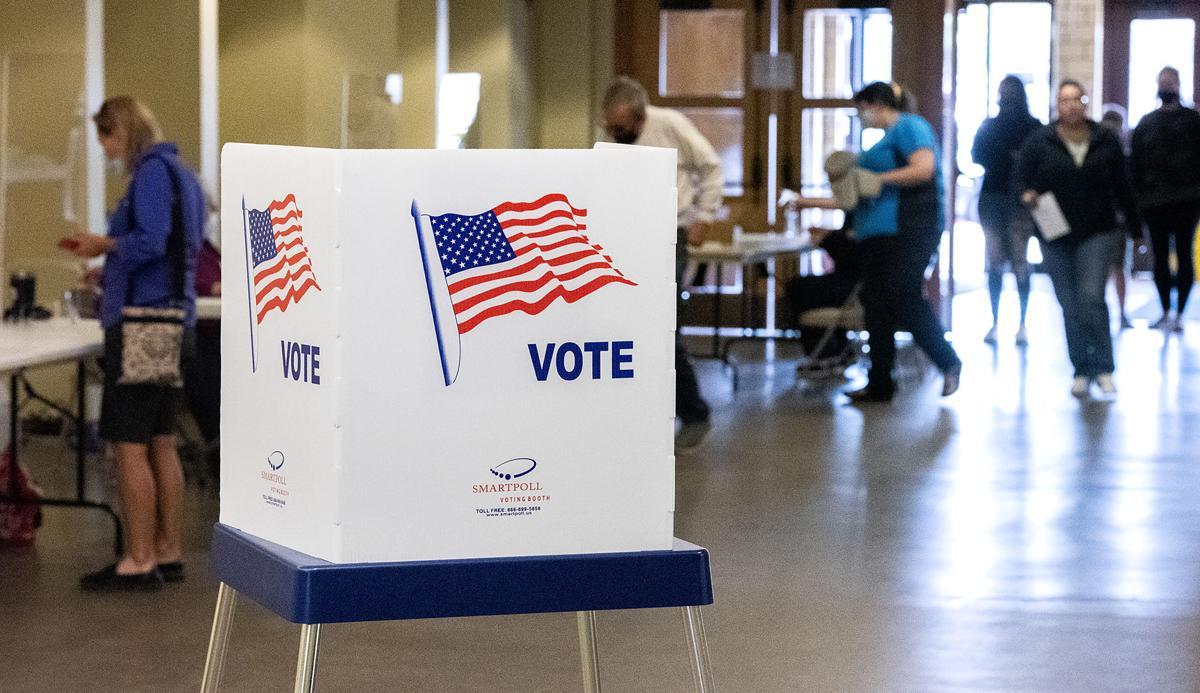Satellite voting Woodbury