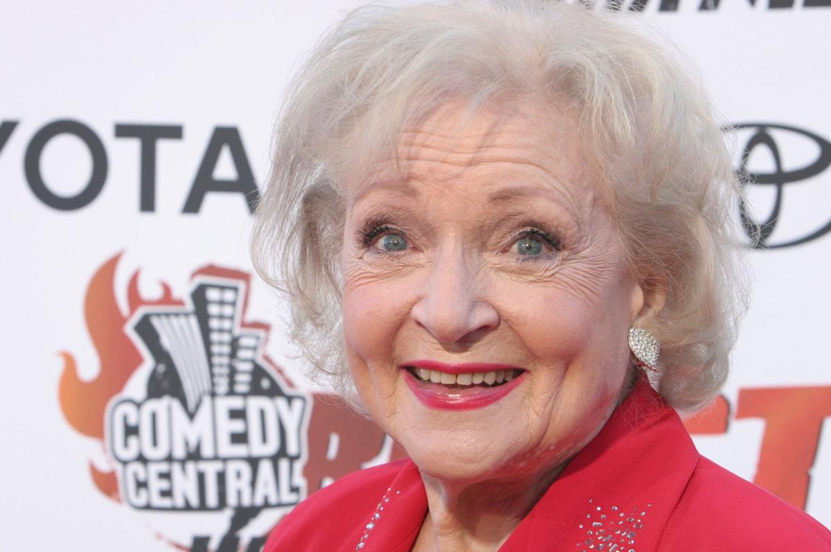 Photos: Celebrating 96 years of Betty White | Entertainment ...