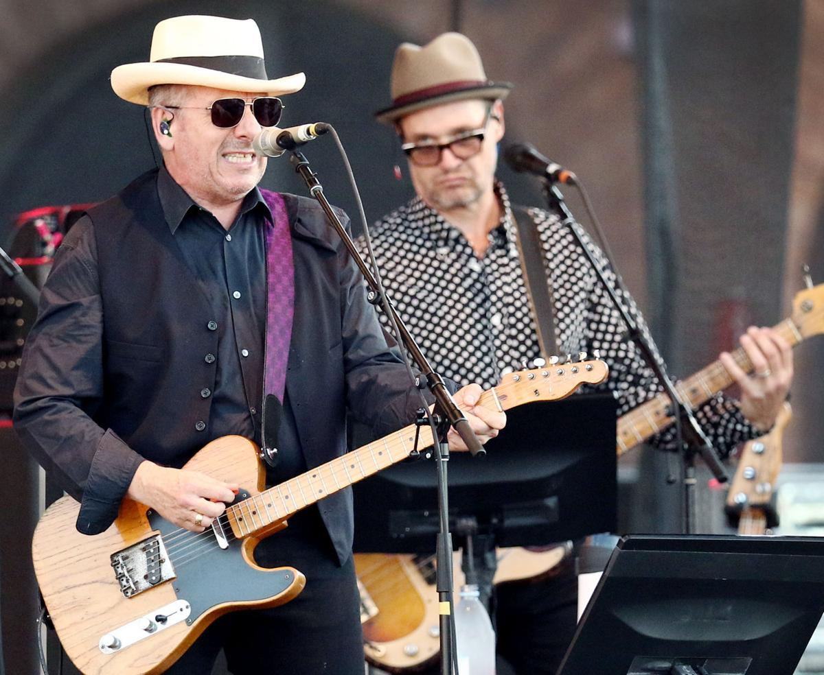Elvis Costello and the Imposters at the Hard Rock Hotel and Casino