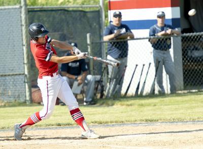 North vs Heelan baseball 061620