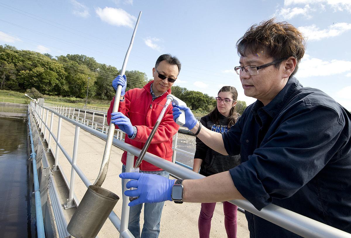 Briar Cliff University wastewater nitrogen study