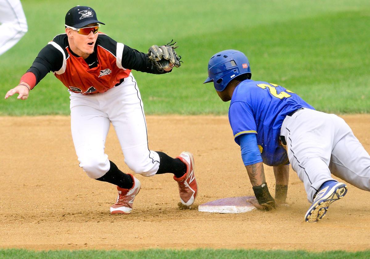 Baseball Sioux Falls Canaries vs. Sioux City Explorers
