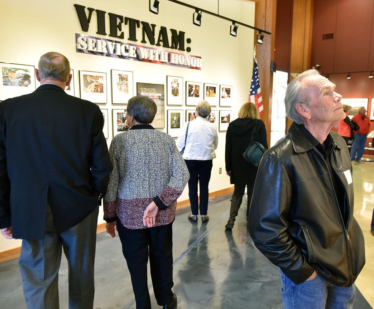 Sioux City Journal Vietnam Veterans program