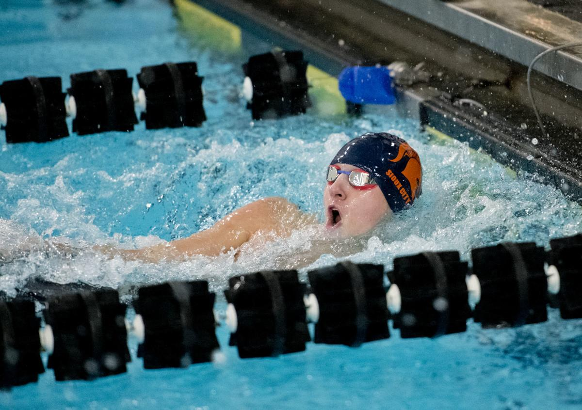 Sioux City defeats Council Bluffs boys swimming