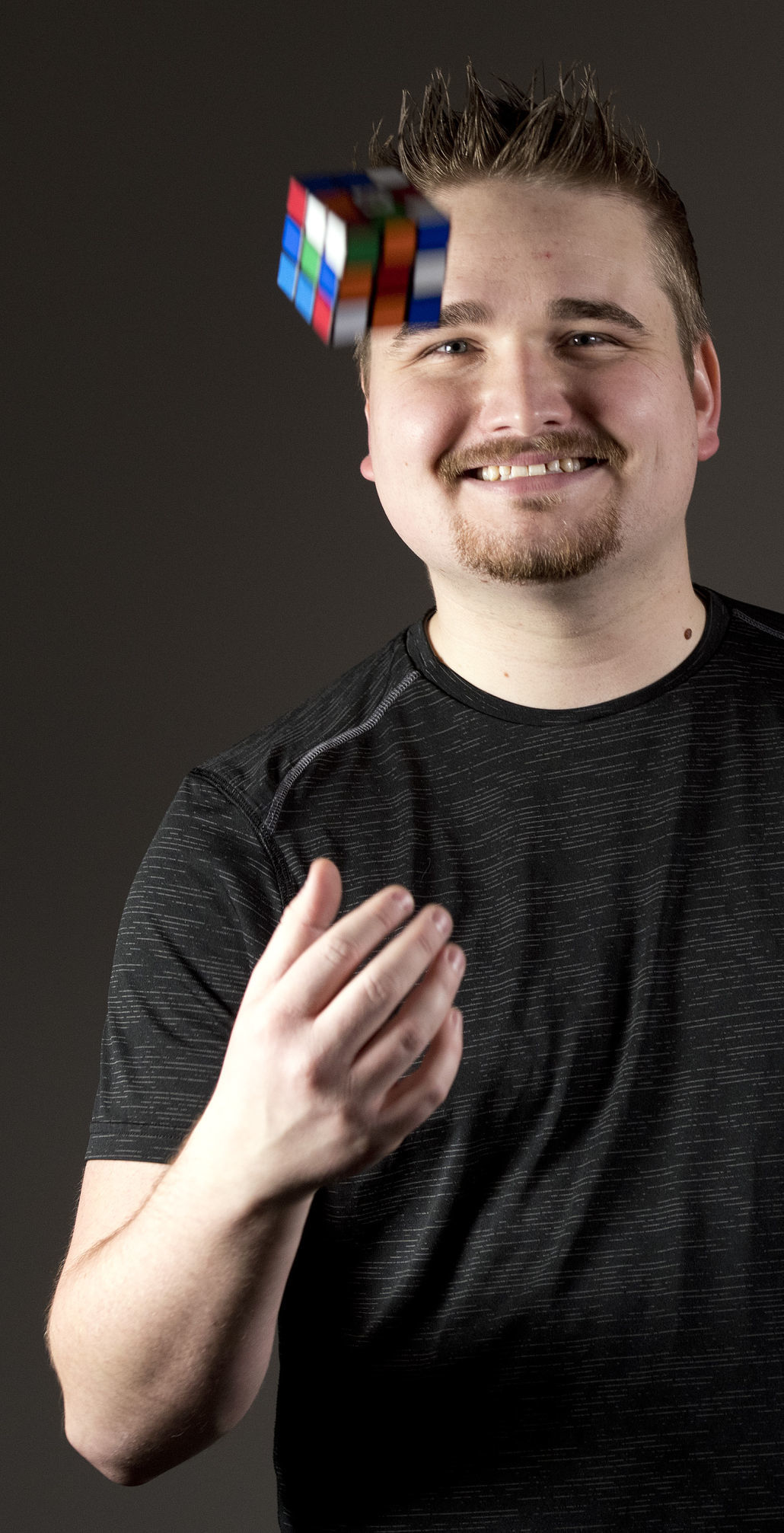 Magician Corey Fravel