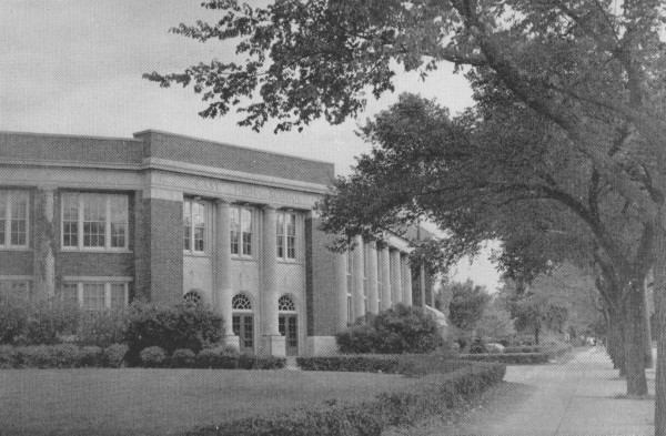 Former East High School