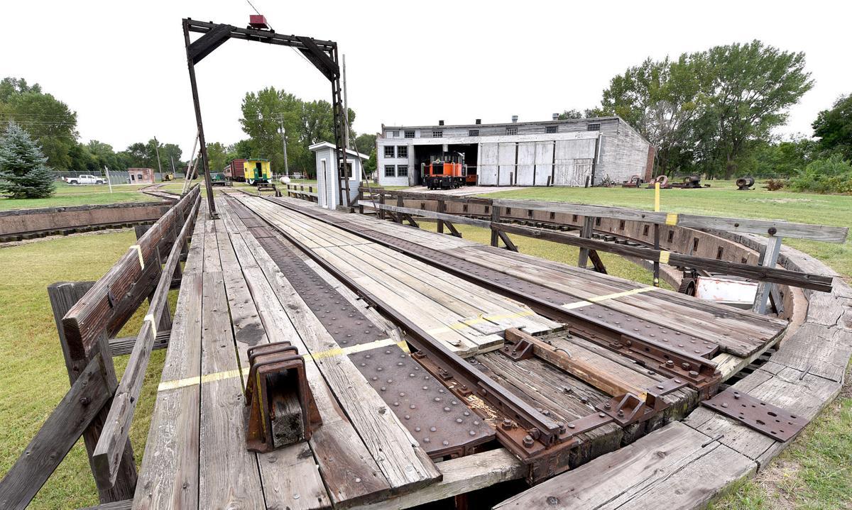 Siouxland Historical Railroad Association Railroad Museum