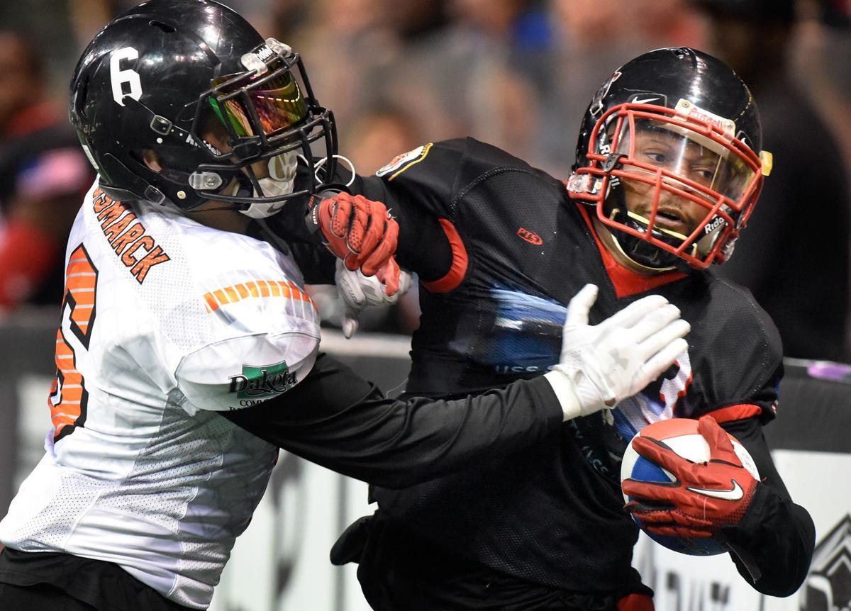 Football Sioux City Bandits vs. Bismarck Bucks