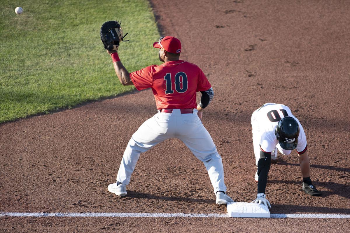 Explorers vs Lincoln Saltdogs baseball