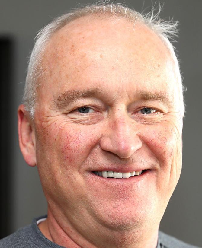 Supervisor Rocky De Witt head shot