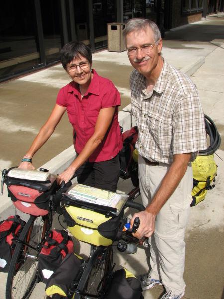 Debbie and Tim Bishop