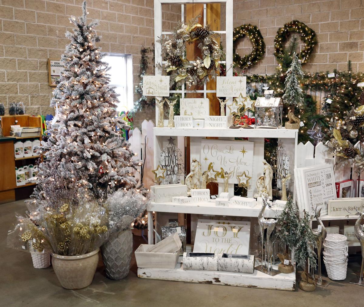 Why Christmas Trees: Fake Fir: Artificial Christmas Trees Emphasize Warmth And